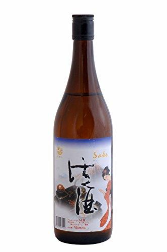 Sake von ZW, 750ml - aus China - 14% vol.
