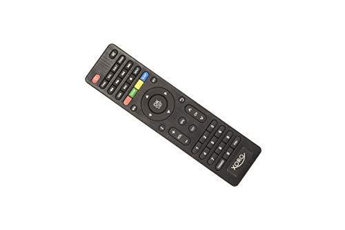 Xoro PTL 1450 35,5 cm (14 Zoll) Tragbarer DVB-T/T2 Fernseher (freenet TV für Private Sender, 12-24V Kfz-Ladegerät, eingebauter Akku, HDMI IN, Antenne) grau