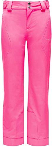 Spyder Olympia Pantalones De Esquí, Niñas, Bryte bubbl, 8