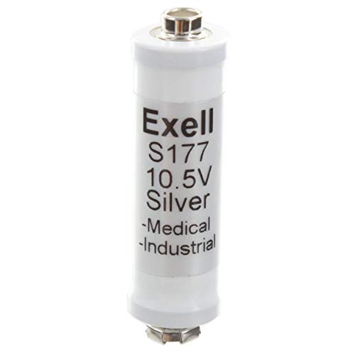 Exell 10.5V S177 Silver Oxide Battery For SONY C-76 SURE SM82 7MR9 HD-7D 9.45V 9.8V E-177 PC177A E177 EN177A TR-177 1606 1606A 1606M 177A 7LR44 7MR44 7NR44 A177 S177 H-7C TR-177R PC177S EN177S 7MR9