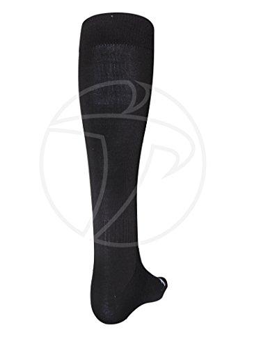 Socken CCM Liner Sock Senior, Größe:L;Farbe:schwarz