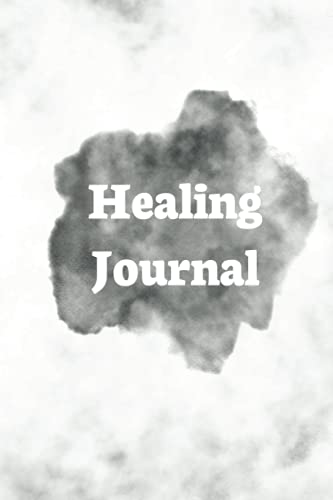 Healing Journal: A Monthly Guide Through Shadow Work Healing