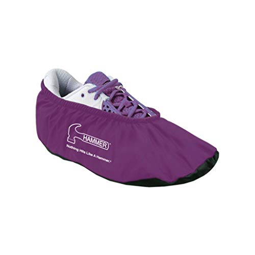 Hammer Bowling Products Shoe Covers - Purple