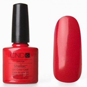 CND Shellac Wildfire Nagellack Gel – 7.3 ml