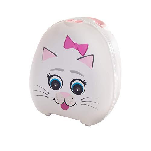 My Carry Potty - Gatto Travel Potty, pluripremiato copriwater portatile per bambini, da portare ovunque