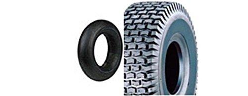 Reifen inkl. Schlauch 11×4.00-5 4PR ST-50 für Aufsitzmäher Rasenmäher