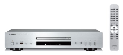 Yamaha CD-S300 Lettore CD, Argento