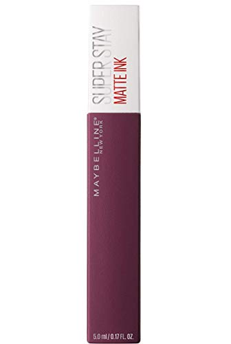 Maybelline New York - Superstay Matte Ink, Pintalabios Mate de Larga Duración, Tono 40 Believer