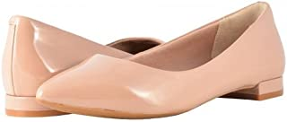Rockport(ロックポート) レディース 女性用 シューズ 靴 フラット Total Motion Adelyn Ballet - Warm Taupe Soft Patent [並行輸入品]