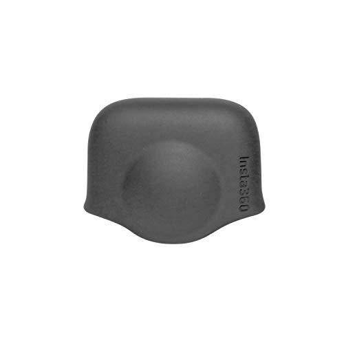 Insta360 Tapa de lente para una cámara de acción panorámica, silicona, color negro