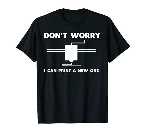 3D Printing Shirt | 3D Printer T-Shirt Gift idea for Geeks T-Shirt