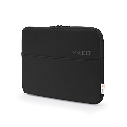 Dicota Base XX S 15.6 Black This Sleeve Made from Synthetic Neoprene surrounds Your Notebook Like a Second Skin. The Perfect-Fitting case Provides Protection Again Scratches and Minor Damage.