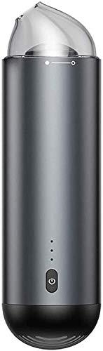 QXXNB Aspirapolvere per Uso Domestico Collettore di polveri Pulitore per batterie, Piccolo Mini Portatile Mini Auto 5000 Pa Aspirapolvere Vuoto Aspiratore per aspirapolvere a Secco