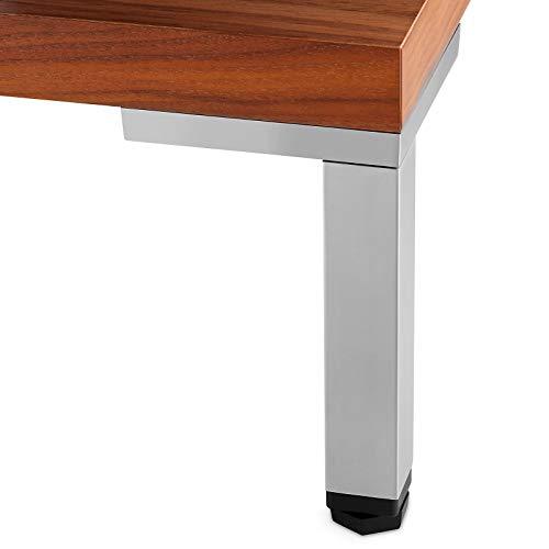 4 Stück stabiler Möbelfuß/Schrankfuß