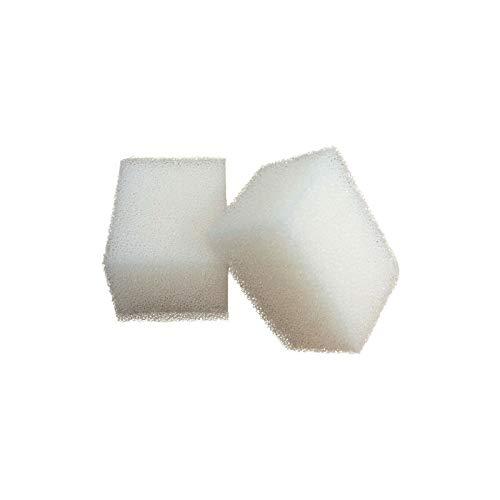 Paquete de 2 esponjas de espuma para filtros de acuario compatibles Eheim Pickup 45 (2006)