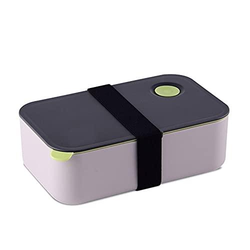SMEJS Caja de Almuerzo Horno de microondas Estudiante Lindo Caja de Almuerzo para Adultos