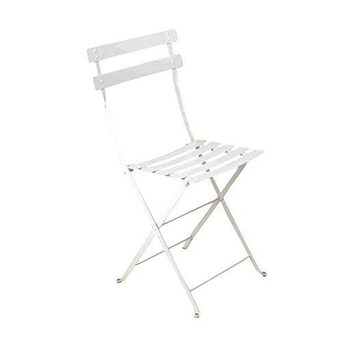 Bistro Fermob Klappstuhl Farbe Weiß