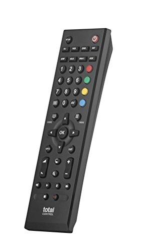 Total Control URC 1785 telecomando universale, Nero