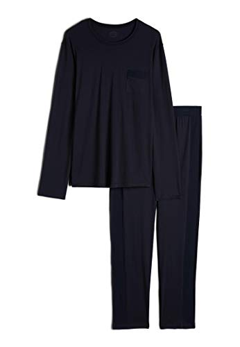 Intimissimi Mens Basic Supima Cotton Pajama Pant Set