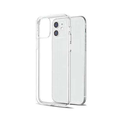 Ultra delgada funda transparente para iPhone 11 12 Pro Max XS Max XR X suave TPU silicona para iPhone 5 6 6s 7 8 SE 2020 contraportada teléfono caso caso transparente-para iphone XR