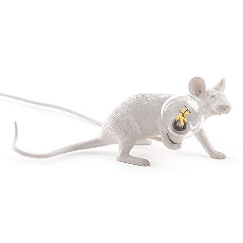 Seletti Mouse Lampada - Posa