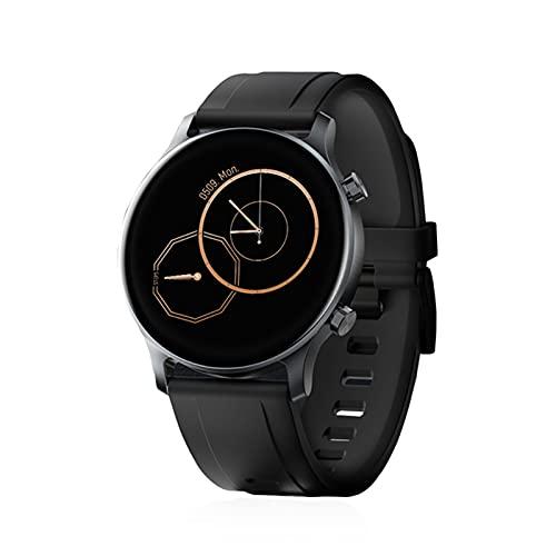 XYZK RS3 Smart Watch Deportes Pulsera Deportiva 1.2 Pulgadas HD Pantalla BT5.0 Fitness Tracker/GPS Compatible con Android iOS