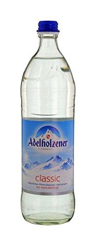 Adelholzener Classic Glas, 750 ml (Mehrweg inkl. EUR 0.15 Pfand)