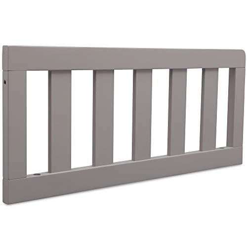 Delta Children Toddler Guardrail #0094, Grey