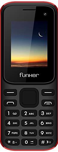 Funker F2 Classic Teléfono Móvil con Teclado cómodo y manejo Sencillo Dual...