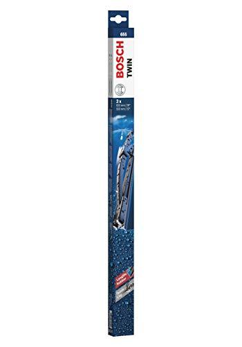 Bosch Scheibenwischer Twin 655, Länge: 650mm/550mm – Set für Frontscheibe