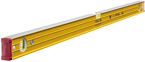 STABILA waterpas serie 96 122 cm. 122 cm geel