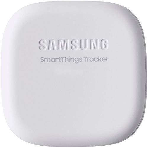 Samsung SmartThings Tracker [SM-V110AZWAATT] Real Time LTE GPS Tracking Device (1 Year Data) - White