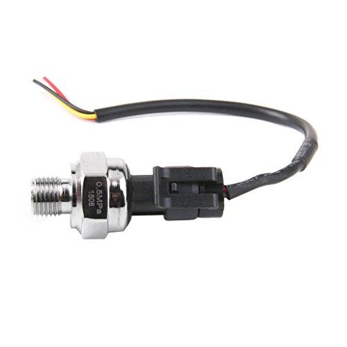 MagiDeal Sensor Transductor de Presión G1 / 4'pulgadas 0-0.5MPa para Aceite Combustible Agua Aire