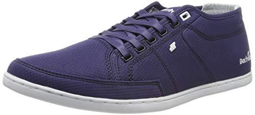Boxfresh Herren Sparko Sneaker, Blau (Navy NVY), 42 EU