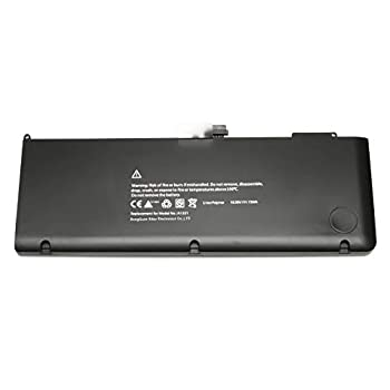 A1321 A1286 Battery Replacement for MacBook Pro 15 inch Mid 2009 Mid 2010 Version Laptop Model MB985LL/A MB986LL/A MC118LL/A MC371LL/A MC372LL/A MC373LL/A Battery Model
