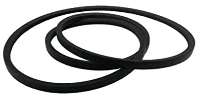 Snow Blower Drive Belt, Fits PowerLite 38170, 38171, 38172, 38175 Models, Replacement Part for Toro Snow Throwers