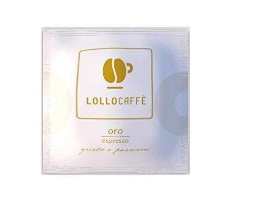 LOLLO CAFFE' CIALDE IN CARTA ESE 44MM MISCELA ORO MOKONA/TAZZONA COMPATIBILI (300)