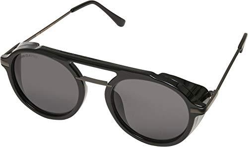 Urban Classics Sunglasses Java Gafas, negro y gris, Talla única Unisex Adulto