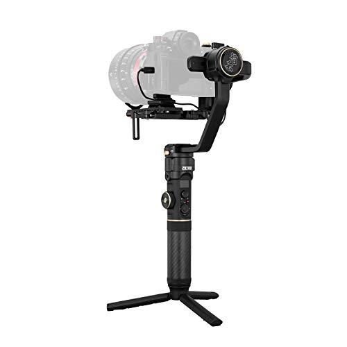 ZHIYUN Crane 2S 3 Achsen Handkamera Stabilisator für spiegellose DSLR Kameras von BASCC 6K, S1H, EOS 1DX Mark III