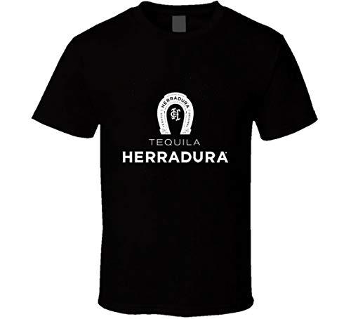 N/N T-Shirt Tequila Herradura Club Swag Liquor Booze Shirts Gr. XL, Schwarz