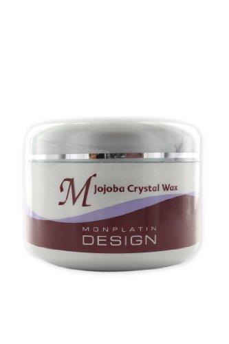 Mon Platin Jojoba Crystal Wax By for Unisex - 8.5 Ounce Wax, 8.5 Ounce
