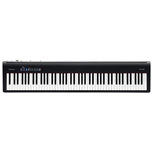 Roland Digital Piano Black (FP-30-BK)