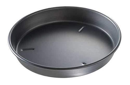 Deep Dish Pizza Pan, Bakalon, 10 Dia. -  CHICAGO METALLIC, 91100