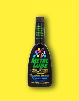 Metal Lube 120 FTM / Fórmula TRANS. MANUALES Y ENGRANAJES