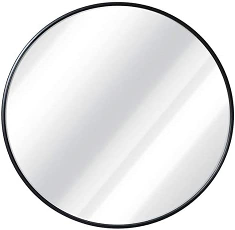 SSSY Round Wall Mirror Decoration Metal OFFer ! Super beauty product restock quality top! Mir Modern Vanity Frame