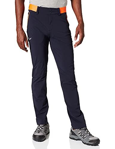 Salewa Pedroc 3 Dst M Reg, Pantaloni Uomo, Blu (Premium Navy/4570), 48/M