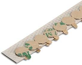 Grade N35 selbstklebend 10x1mm 10 x Neodym Scheibenmagnet vernickelt