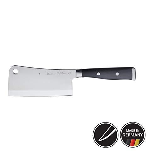 WMF Grand Class Chinesisches Hackmesser, 28,5 cm, Spezialklingenstahl, Messer geschmiedet, Performance Cut, Griff vernietet, Klinge 15 cm