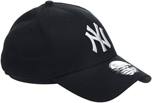 New Era Kappe Herren New York Yankees, White/ Black, OSFA, 10745455