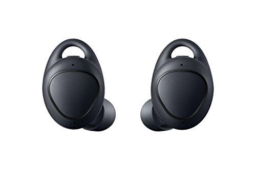 Samsung Gear Icon X 2018 Auricolari, Black, 4GB, Bluetooth 4.2 [Versione Italiana]